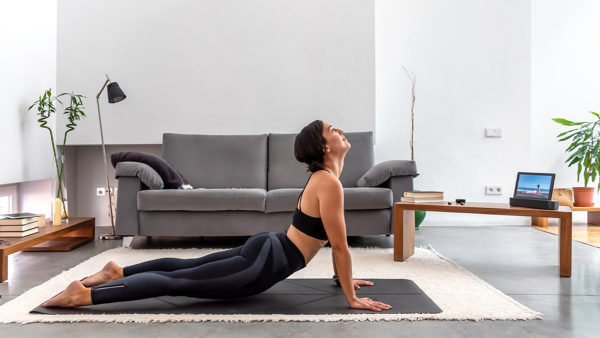 Yoga poses you can do in your condo in Manila