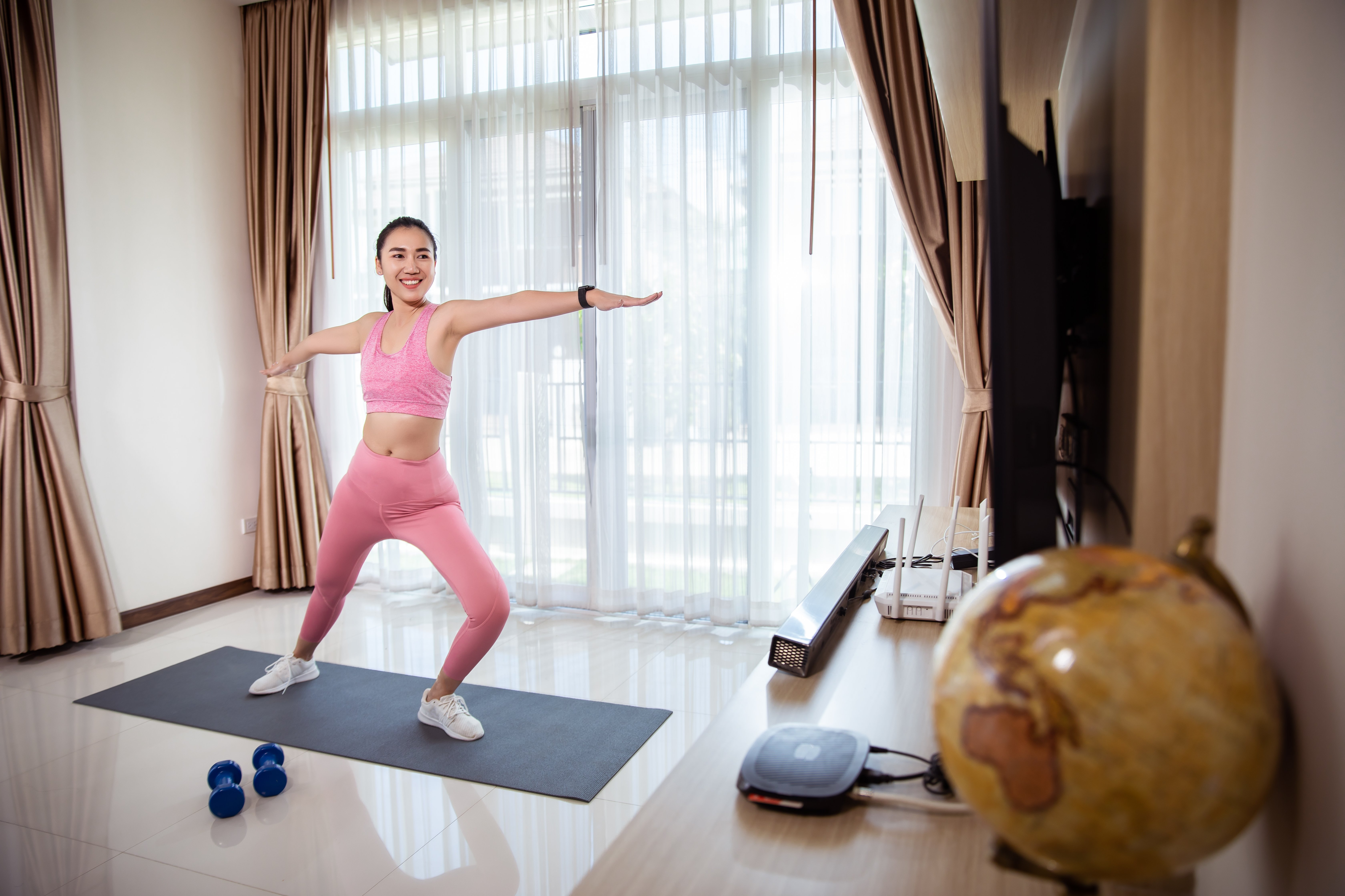 How to Stay Physically and Mentally Healthy in your Condo in Manila while on MECQ Image