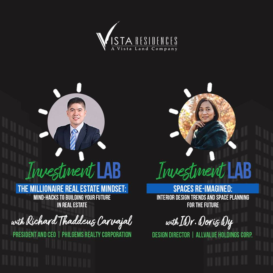 Vista Residences Launches Investment Webcast Series Image